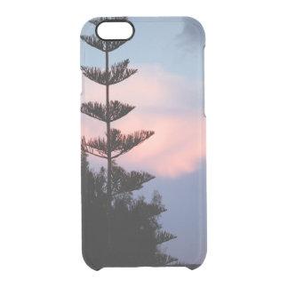 Funda Transparente Para iPhone 6/6s colección natural. Chipre