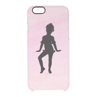 Funda Transparente Para iPhone 6/6s El pequeño bailarín más lindo