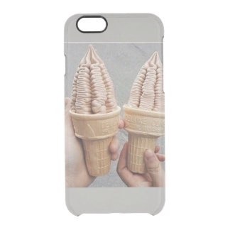 Funda Transparente Para iPhone 6/6s helado