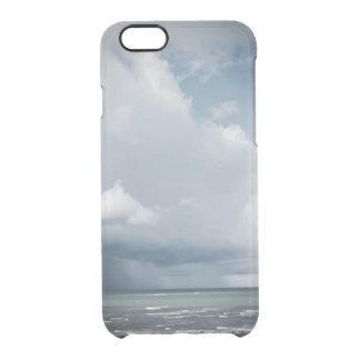 Funda Transparente Para iPhone 6/6s orilla de mar. España