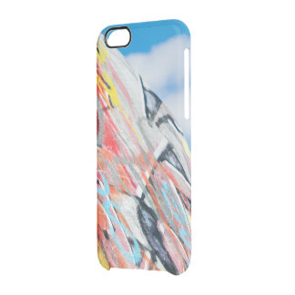 Funda Transparente Para iPhone 6/6s pintada del planeta