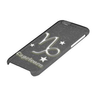 Funda Transparente Para iPhone 6/6s Símbolo del Capricornio