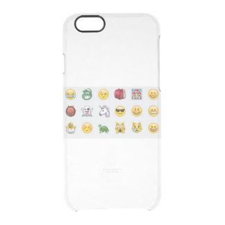 Funda Transparente Para iPhone 6/6s sonrisas