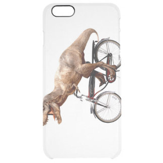 Funda Transparente Para iPhone 6 Plus Bici del montar a caballo de Trex