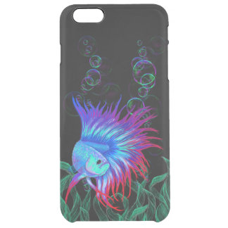 Funda Transparente Para iPhone 6 Plus Burbuja Betta