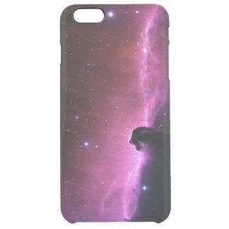 Funda Transparente Para iPhone 6 Plus Nebulosa de Horsehead que sorprende