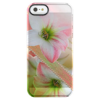 FUNDA TRANSPARENTE PARA iPhone SE/5/5s