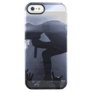 Funda Transparente Para iPhone SE/5/5s ¡Grítelo hacia fuera!