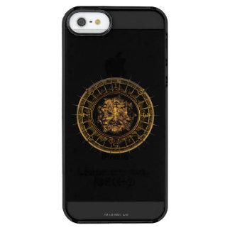 Funda Transparente Para iPhone SE/5/5s M.A.C.U.S.A. Dial Multi-Hecho frente