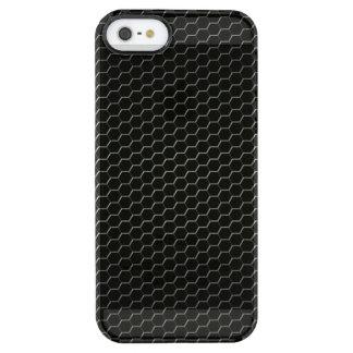 Funda Transparente Para iPhone SE/5/5s polímero Carbono-fibra-reforzado