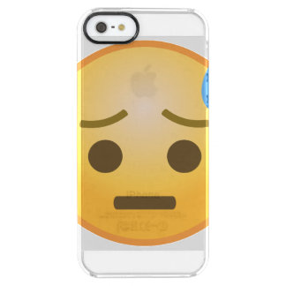Funda Transparente Para iPhone SE/5/5s Sudar Emoji