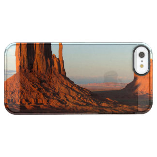 Funda Transparente Para iPhone SE/5/5s Valle del monumento, Colorado