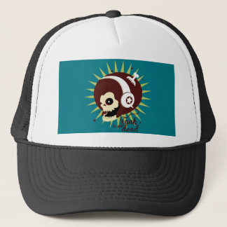 Funk not dead gorra de camionero