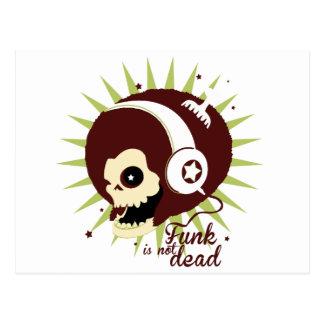 Funk not dead postal