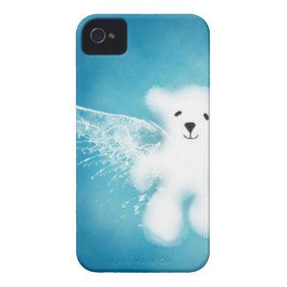 Funny bear Case-Mate iPhone 4 coberturas