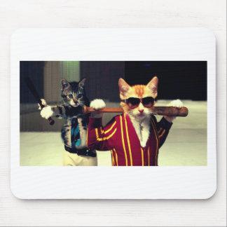 Funny cat tapete de raton