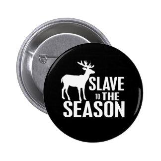 Funny Deer Hunter Pin