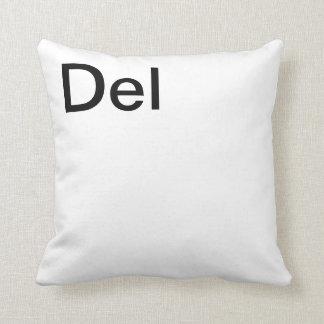 Funny Del Key Pillow Almohada