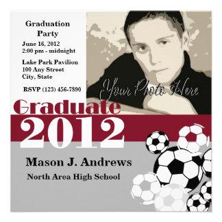Fútbol 2012 del graduado comunicados