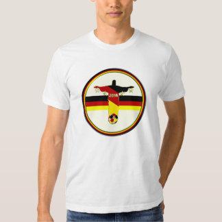 Fútbol 2014 de Alemania Río de Janeiro Camiseta