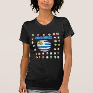Fútbol 2213 de Uruguay Camiseta
