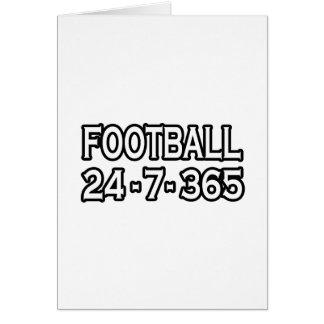 Fútbol 24-7-365 felicitaciones