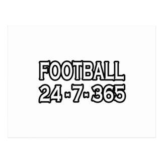 Fútbol 24-7-365 postales