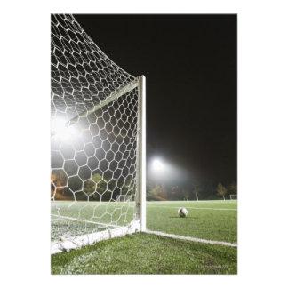 Fútbol 3 anuncio personalizado