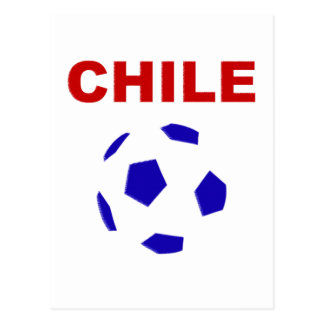 Fútbol 5443 de Chile Postal