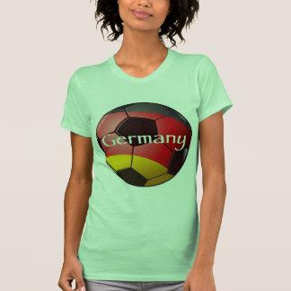 Fútbol Alemania Río de Janeiro el Brasil Camiseta