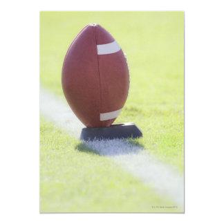 Fútbol americano 6 invitación 12,7 x 17,8 cm