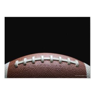 Fútbol americano invitación 12,7 x 17,8 cm