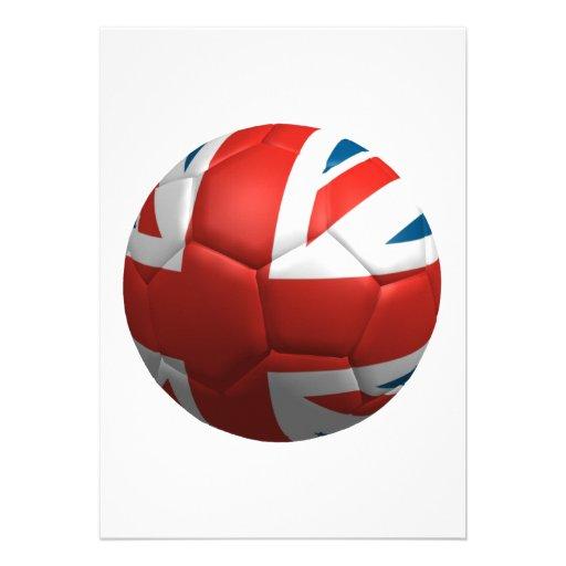 Futbol británico comunicados personales