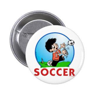 Fútbol Chapa Redonda 5 Cm