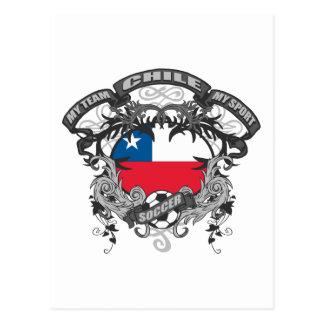 Fútbol Chile Postal