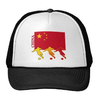 Fútbol China Gorras