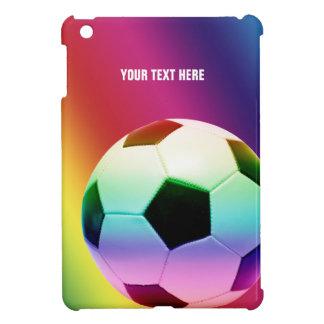 Fútbol colorido femenino del fútbol el |
