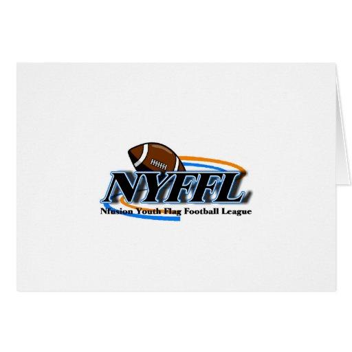 Fútbol de bandera de la juventud de Nfusion Nyffl  Felicitación