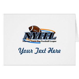 Fútbol de bandera de la juventud de Nfusion Nyffl  Felicitaciones