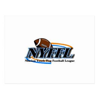Fútbol de bandera de la juventud de Nfusion Nyffl Postal