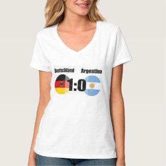 Fútbol de Deutschland Argentinien Alemania la Camisas