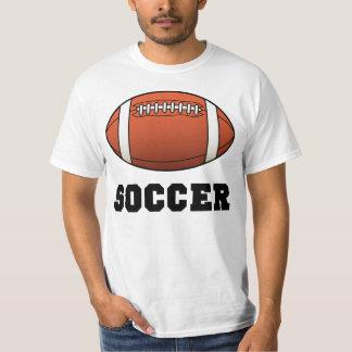 Fútbol de Futbol Futball del fútbol Camiseta