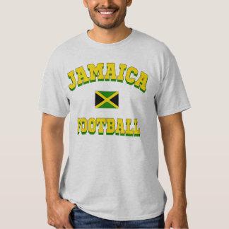 Fútbol de Jamaica Camiseta