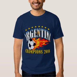 Fútbol de la Argentina Camisetas