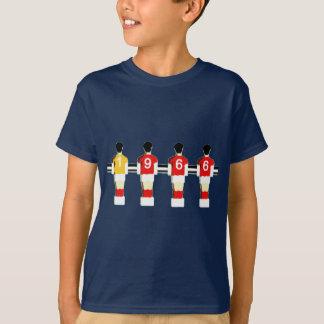 Fútbol de la barra de Inglaterra Camiseta