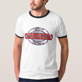 Fútbol de la fantasía All-star Camiseta