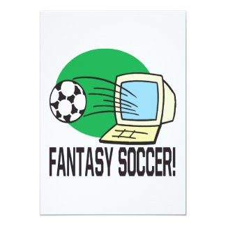 Fútbol de la fantasía comunicados