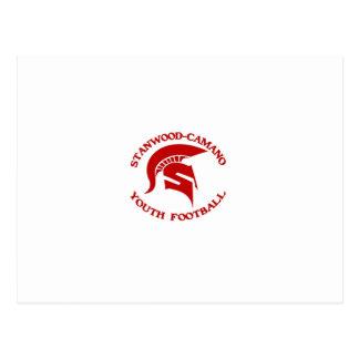 Fútbol de la juventud de Stanwood Camano Postal
