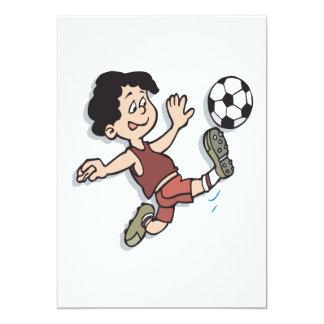 Fútbol de la juventud comunicados personalizados