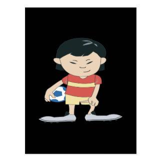 Fútbol de la juventud postal